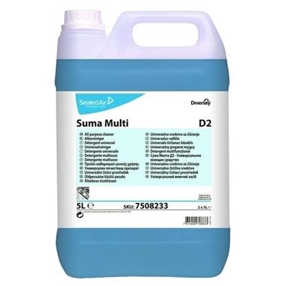Suma Multi-Purpose Cleaner D2 5 Litre