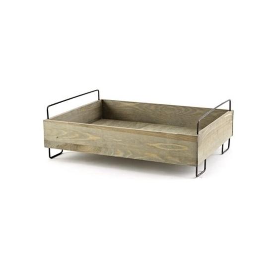 Rustic Display Crate