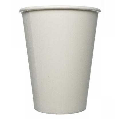 8oz White 'Spiritpak' DW Paper Cup