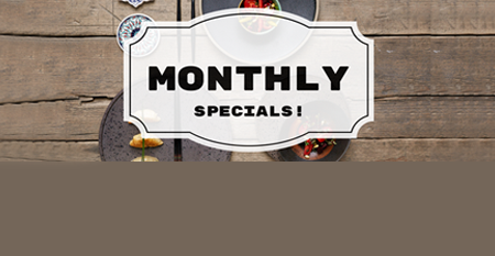 Picture for category MONTHLY SPECIALS