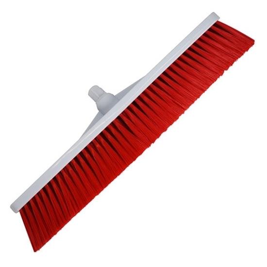 "19.5"" Red Soft Broom Interchange"