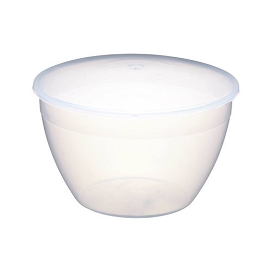 Plastic Mixing Bowl With Lid