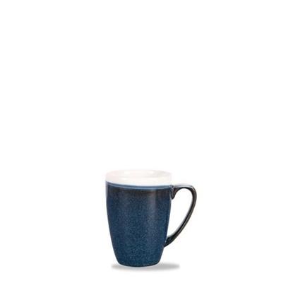 Picture of Churchill Monochrome Mug Sapphire Blue 12oz