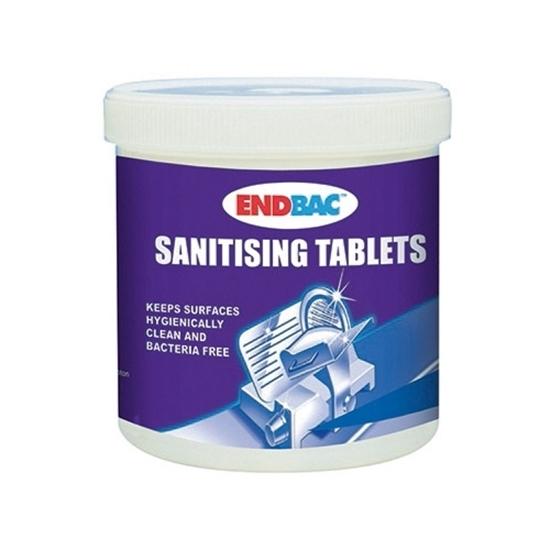 Diversey Endbac Chlorine Sanitising Tablets