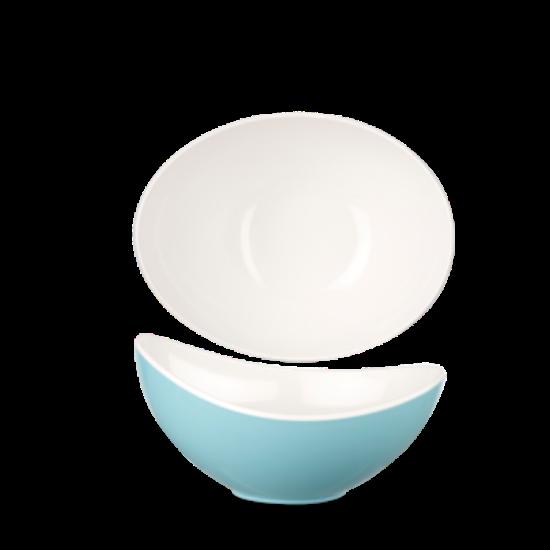 Melamine Moonstone Turquoise Bowl 15cm