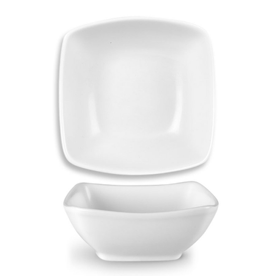 Menu Porcelain 7cm Square Dish