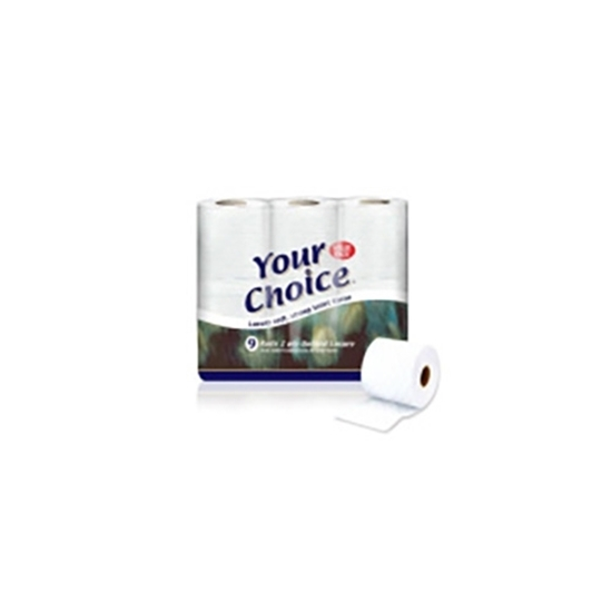 Your Choice 5x9 Toilet Paper