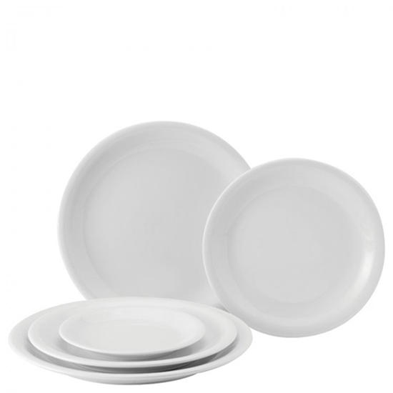 Utopia Superwhite Narrow Plates