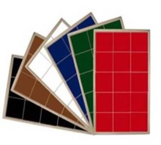 Hot Tile 1/1 GN Black Ceramic