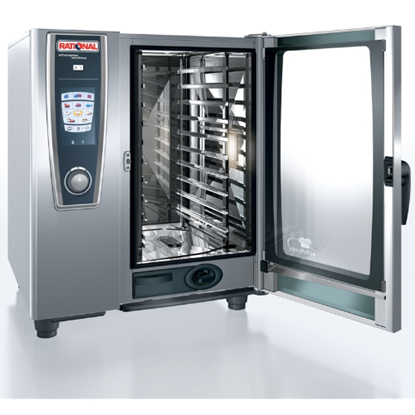 Picture of Rational Electric 10 Grid Combi Oven