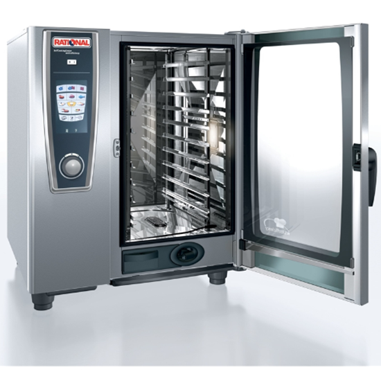 Rational Electric 10 Grid Combi Oven