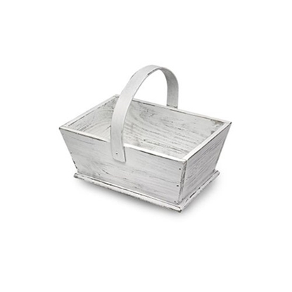 Picture of Wooden Farmhouse Trug Basket