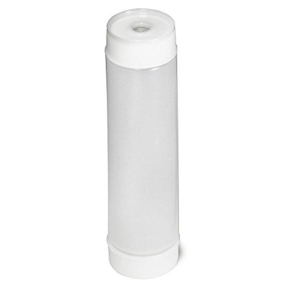 Clear Condiment Bottle