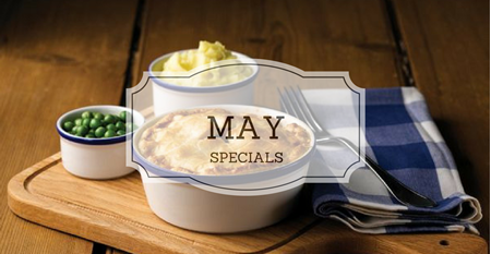 Picture for category MAY SPECIALS
