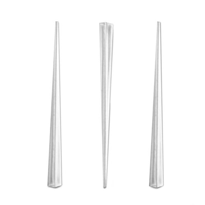Beaumont Clear Prism Toothpicks