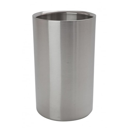 Stainless Steel Satin Finish Wine Cooler