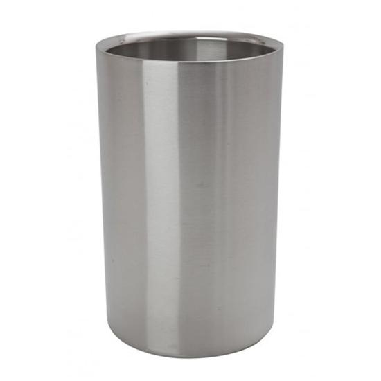 Stainless Steel Satin Finish Wine Cooler