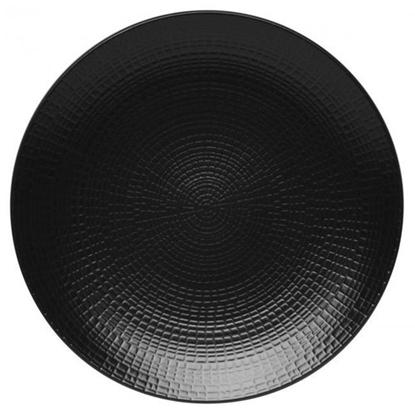 Degrenne Modulo Black Dinner Plate 28cm