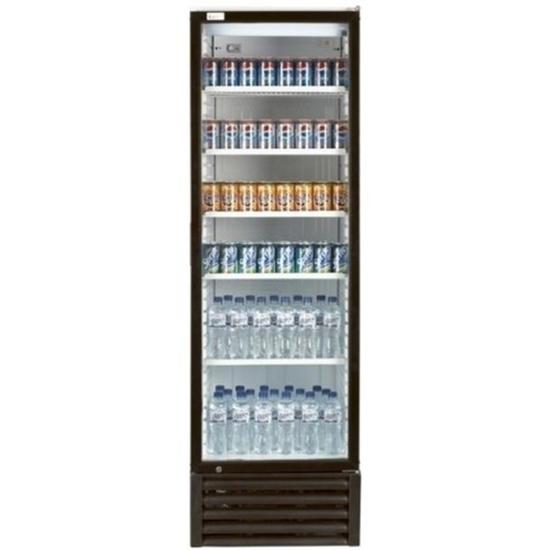 Lec Freestanding Display Refrigerator