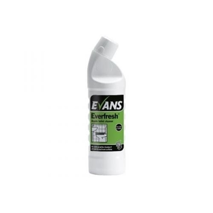 Evans Everfresh Toilet & Washroom Cleaner