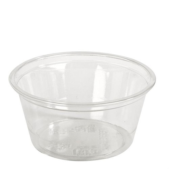 PET Portion Pot 3.25oz