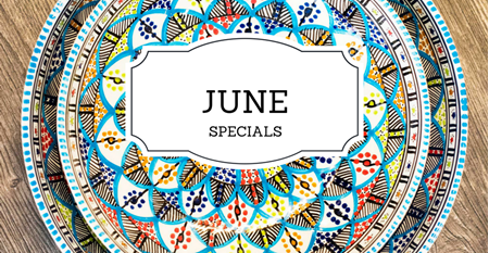 Picture for category JUNE SPECIALS