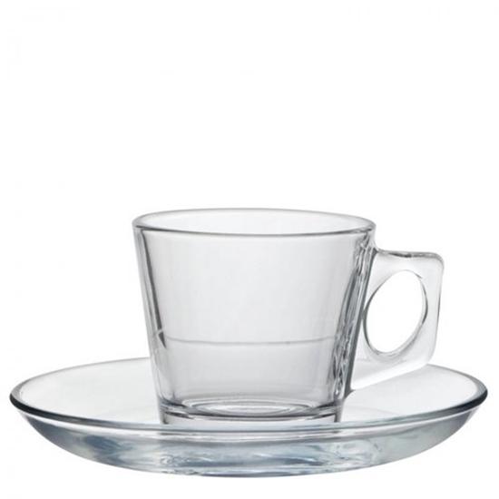 Utopia Vela Espresso Cup & Saucer