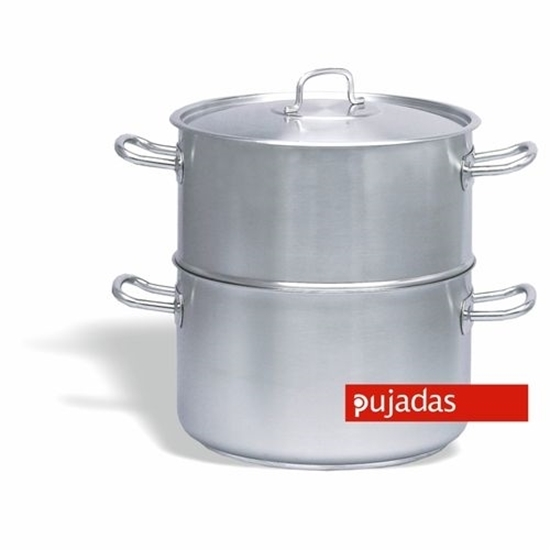 Pujadas Inox Pro Steam Pot 28cm