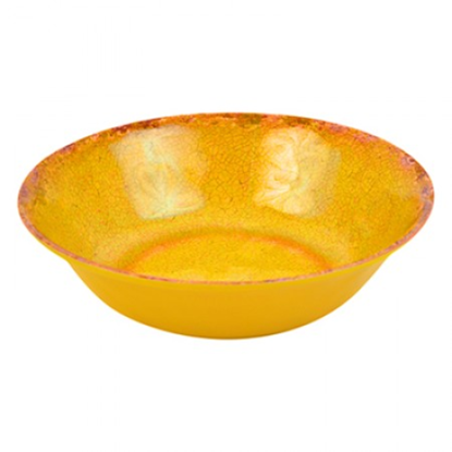 Orange Casablanca Melamine Bowl 3.5L