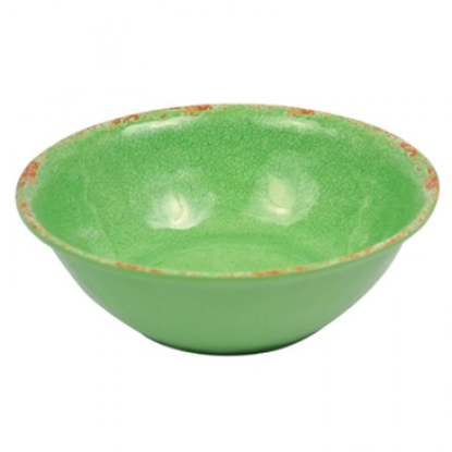 Green Casablanca Melamine Bowl 1.3L