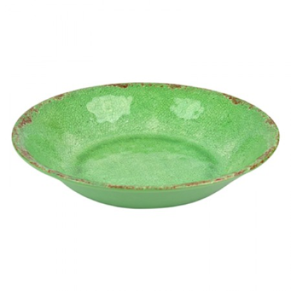 Green Casablanca Melamine Bowl 3.5L