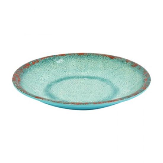 Blue Casablanca Melamine Salad Bowl 345ml