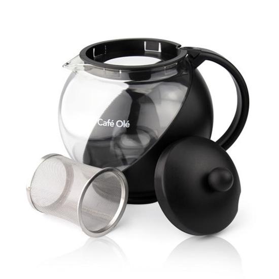 Glass Infuser Tea Pot