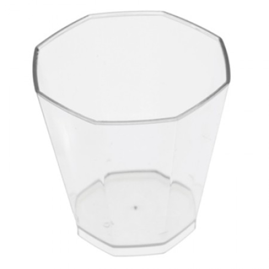 5cl Octagonal Style Bowl