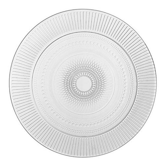 Louison Glass Plate