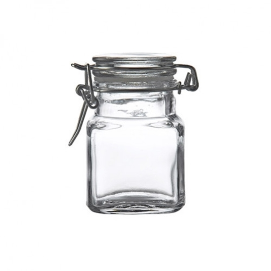 Artis Square Terrine Jar And Clip Lid