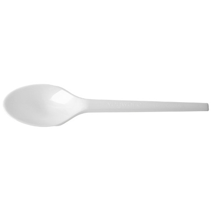 """Compostable Spoon 6.5"""""""