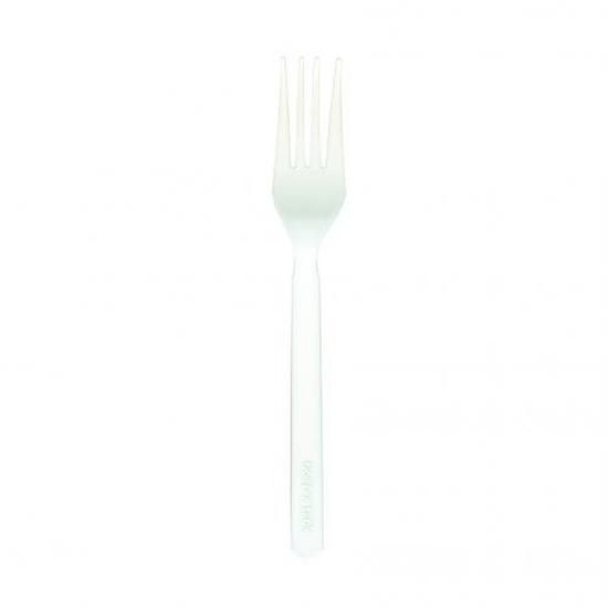 Plastico Compostable Fork