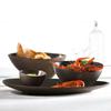 "Picture of Terra Pasta Bowl Dark Brown 10.5"" (27cm)"