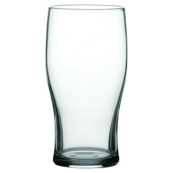 Tulip Tumbler Glass 20oz Toughened Glass