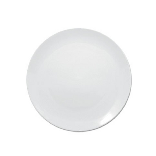 "Picture of Utopia Titan Narrow Rimmed Plate 9.5"" (24cm)"