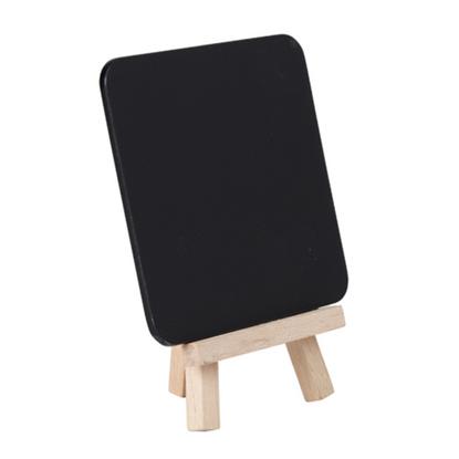 Black Board Easel Mini
