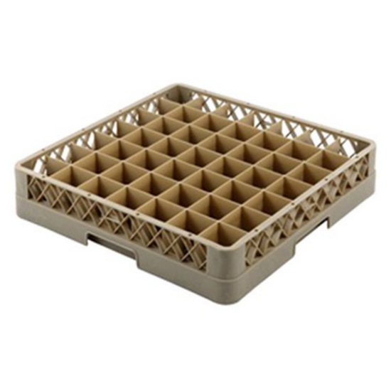 49 Compartment Glass Base Rack