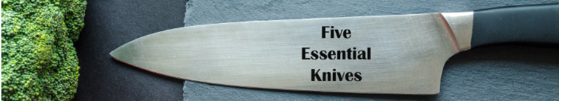 Five Essential Knives
