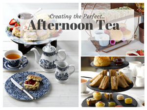 Creating the Perfect Afternoon Tea