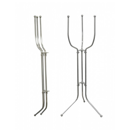 Stainless Steel Folding Bucket Stand