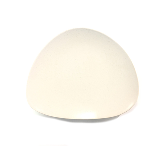 Terra Cream White Plate