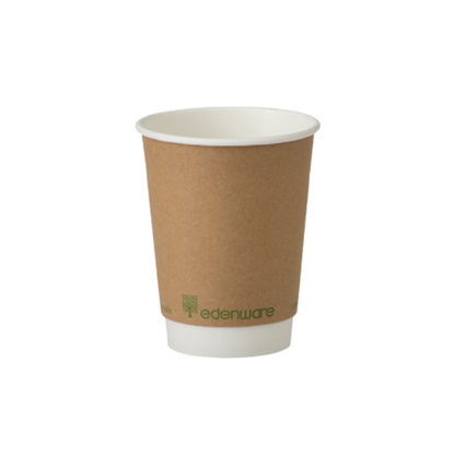 Picture of Compostable 8oz Cup Double Wall