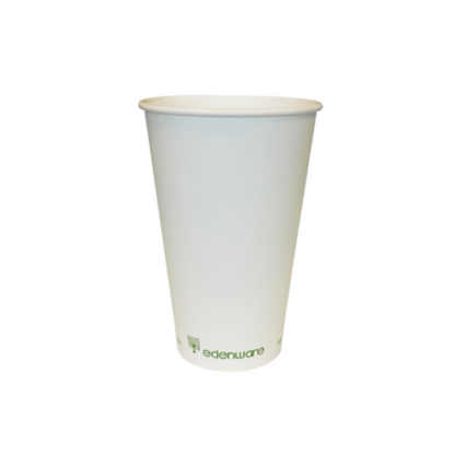 4oz compostable coffee cup