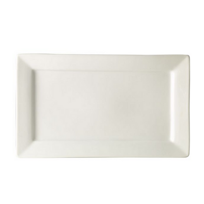 """Picture of Genware Rectangular Plate 12x7.3"""" (30.5x18.5cm)"""